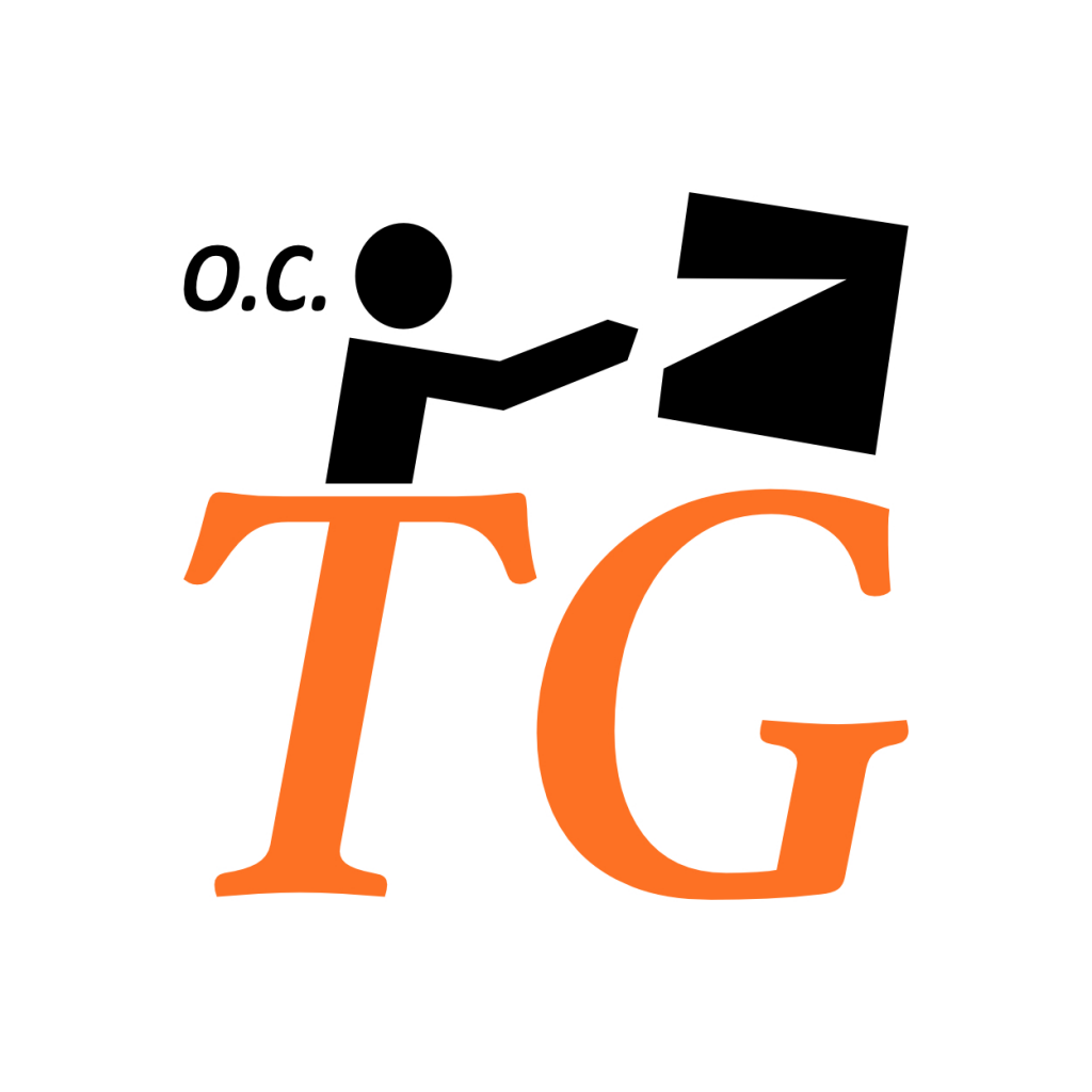OC Tech Guru Logo Design