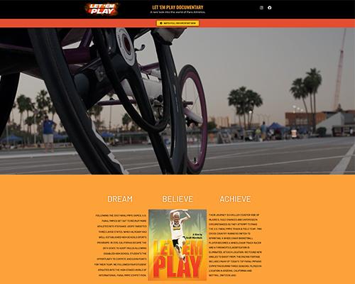 website design solutions orange county landing page